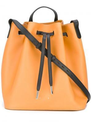 Сумка-мешок на плечо Pb 0110. Цвет: телесный