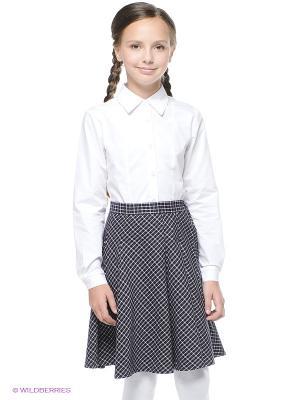 Блузка VENUSITA. Цвет: белый
