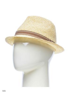 Шляпы Maxval. Цвет: бежевый