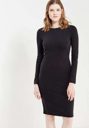 Платье Твое. Цвет: черный