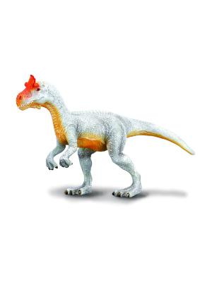 Криолофозавр, L Collecta. Цвет: светло-серый