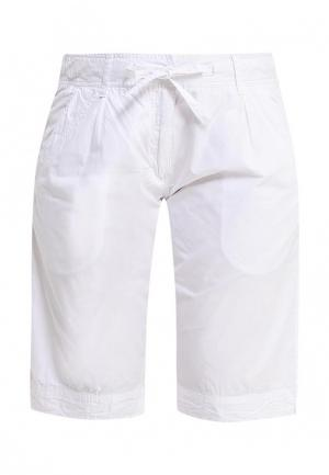 Шорты Emoi Size Plus. Цвет: белый