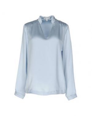 Блузка NADINE H. Цвет: небесно-голубой