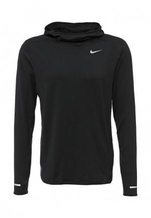 Худи Nike. Цвет: черный