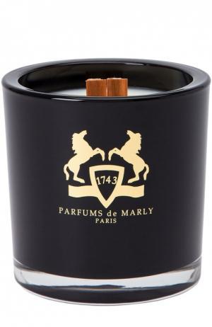 Свеча Woody Incense Parfums de Marly. Цвет: бесцветный