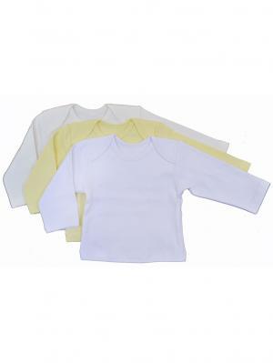 Кофточки 3 шт АЙАС. Цвет: белый, молочный, желтый