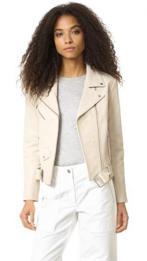 Классическая куртка Jayne VEDA. Цвет: кость