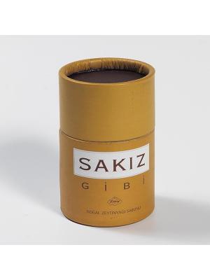 Мыло туалетное натуральное из оливкового масла с мастикой OLIVOS. Цвет: бежевый