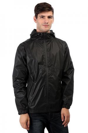 Ветровка  No Way Waterproof Black Skills. Цвет: черный