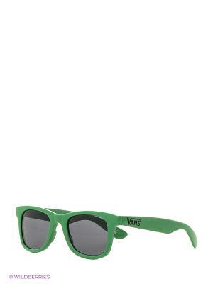 Очки VANS. Цвет: зеленый
