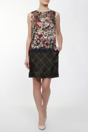 Платье VDP CLUB. Цвет: цветной