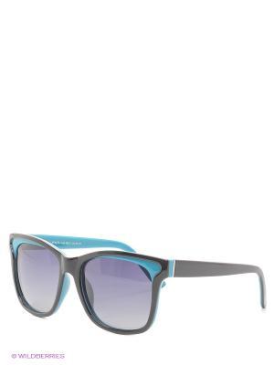 Поляризационные очки Vittorio Richi. Цвет: зеленый, черный