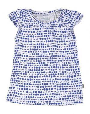 Платье IMPS&ELFS. Цвет: синий