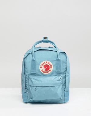 Fjallraven Голубой рюкзак. Цвет: синий