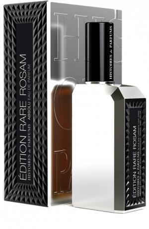 Парфюмерная вода Edition Rare Rosam Histoires de Parfums. Цвет: бесцветный