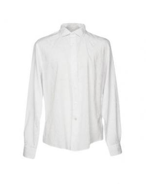 Pубашка GANESH. Цвет: белый