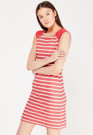 Платье Bruebeck. Цвет: красный
