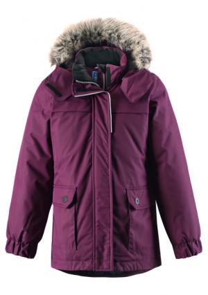 Куртка Lassie. Цвет: розовый, фиолетовый (темно-фиолетовый)