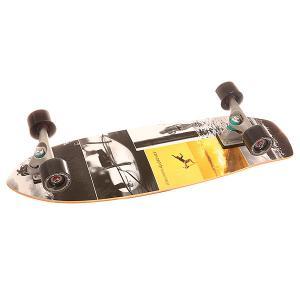 Скейт круизер  Cx.4 Complete Kerrlage Assorted 9.75 x 31.75 (80.6 см) Carver. Цвет: мультиколор