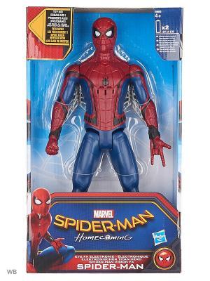 Фигурка электорнная Титан Spider-Man. Цвет: серый