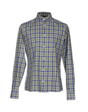 Pубашка HERMAN & SONS. Цвет: зеленый