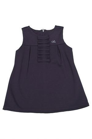 Платье Olimpias. Цвет: синий