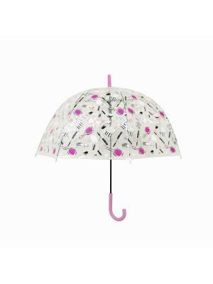 Зонт Remax Transparent. Цвет: розовый