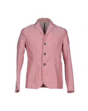 Пиджак D.R SHIRT. Цвет: розовый
