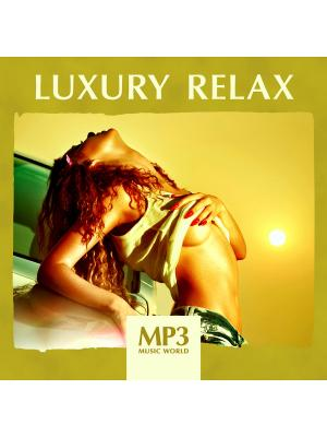 MP3 Music World. Luxury Relax (компакт-диск MP3) RMG. Цвет: прозрачный