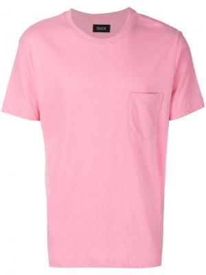 Space Echo T-shirt  Howlin Howlin'. Цвет: розовый и фиолетовый