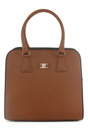 Bag Pierre Cardin. Цвет: коричневый