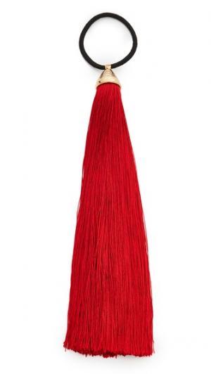 Резинка для волос Teatro Rosantica. Цвет: красный