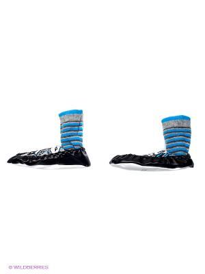 Тапочки Infinity Lingerie. Цвет: синий