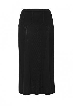 Юбка Milana Style. Цвет: черный