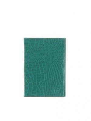 Обложка для паспорта NeKi. Цвет: зеленый