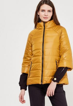 Куртка утепленная Nevis. Цвет: желтый