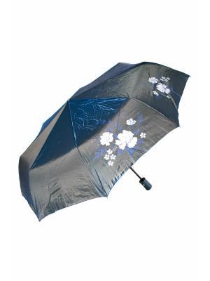 Зонт Mitya Veselkov. Цвет: темно-синий