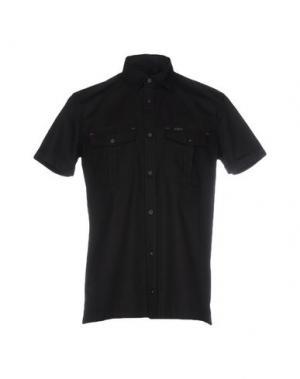 Pубашка DUCK AND COVER. Цвет: черный