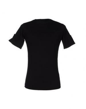 Футболка TELFAR. Цвет: черный