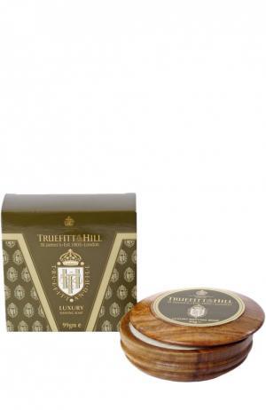 Мыло для бритья в деревянной чаше Truefitt&Hill. Цвет: бесцветный