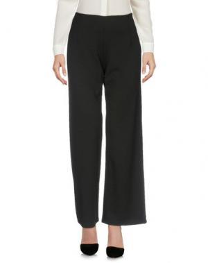 Повседневные брюки SARAH JACKSON. Цвет: черный