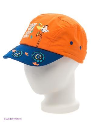 Бейсболка Чудо-Кроха. Цвет: оранжевый