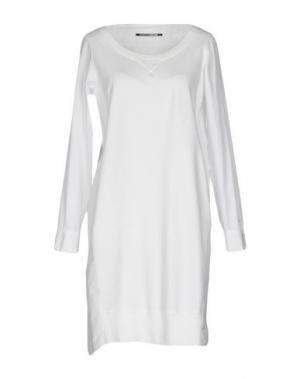 Короткое платье EUROPEAN CULTURE. Цвет: белый