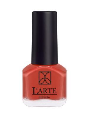 Лак для ногтей MINI LARTE, 3462 L'arte del bello. Цвет: оранжевый