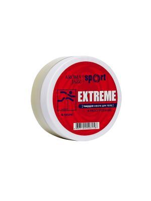 Масло твердое для тела АРОМА СПОРТ  EXTREME, 150 мл АРОМАДЖАЗ. Цвет: светло-зеленый