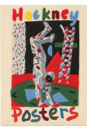 Клатч в виде книги с аппликацией Posters Olympia Le-Tan. Цвет: разноцветный