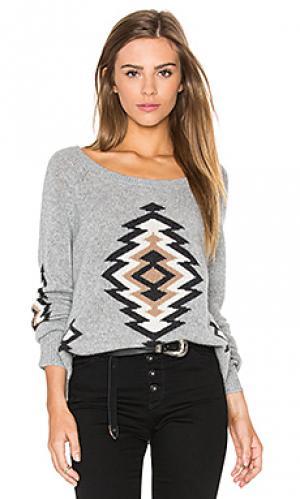 Свитер с круглым вырезом skyler 360 Sweater. Цвет: серый