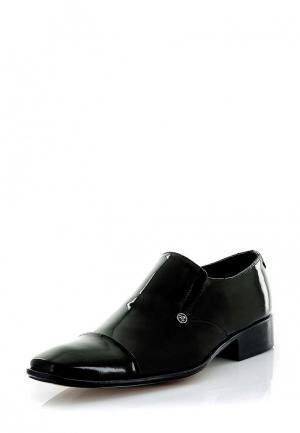 Туфли Tonny Black. Цвет: черный