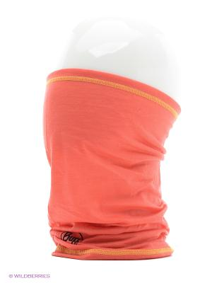 Бандана WOOL 3/4 MERINO BUFFSOLID CORAL Buff. Цвет: розовый