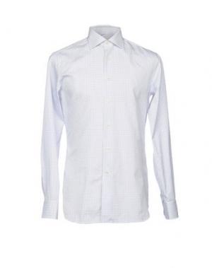Pубашка GRIGIO PERLA. Цвет: белый